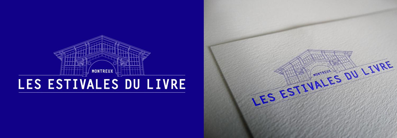 Logo Les Estivales du Livre 2020 (appel d'offre)