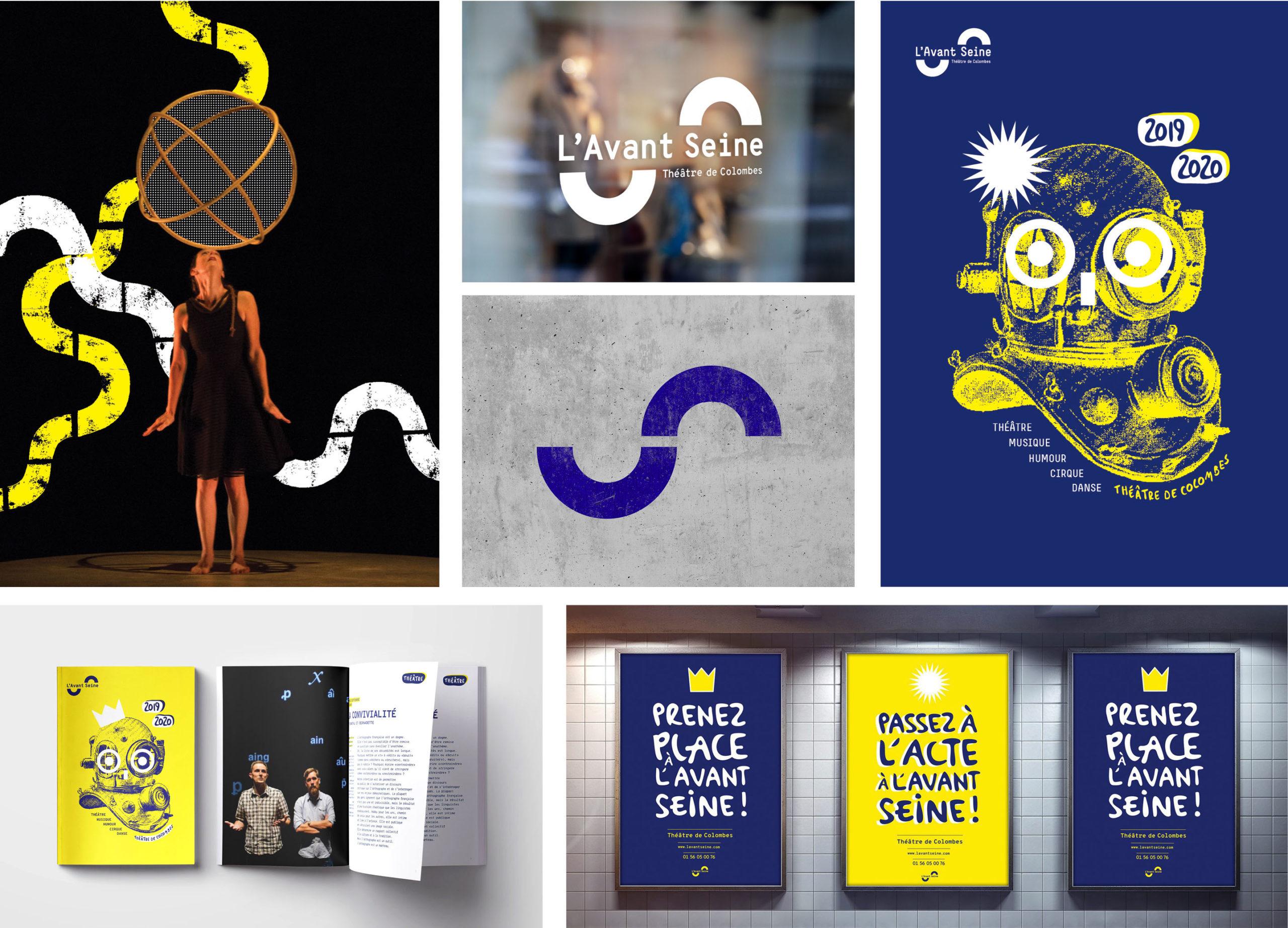 Théâtre l'Avant-Seine 2019 (appel d'offre)