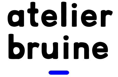 Atelier Bruine | Design graphique | Rennes